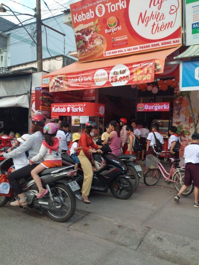 Banh Mi Tho Nhi Ky