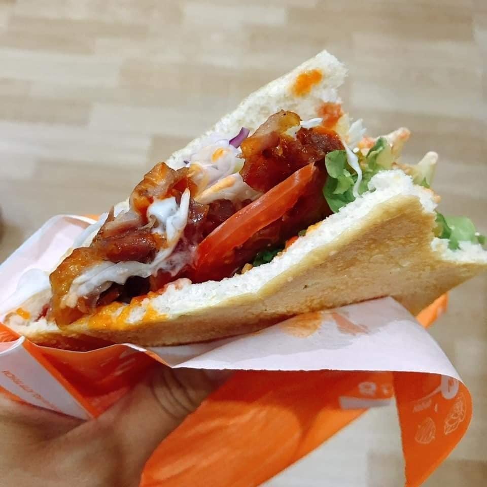 Bánh mì Thổ Nhĩ Kỳ